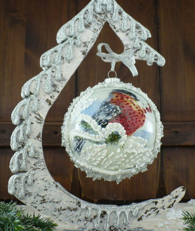 "Ball in the style of ""Decoupage"" art. 0801"
