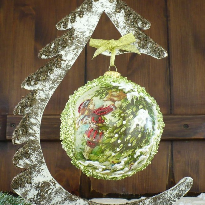 "Ball in the style of ""Decoupage"" art. 0848"
