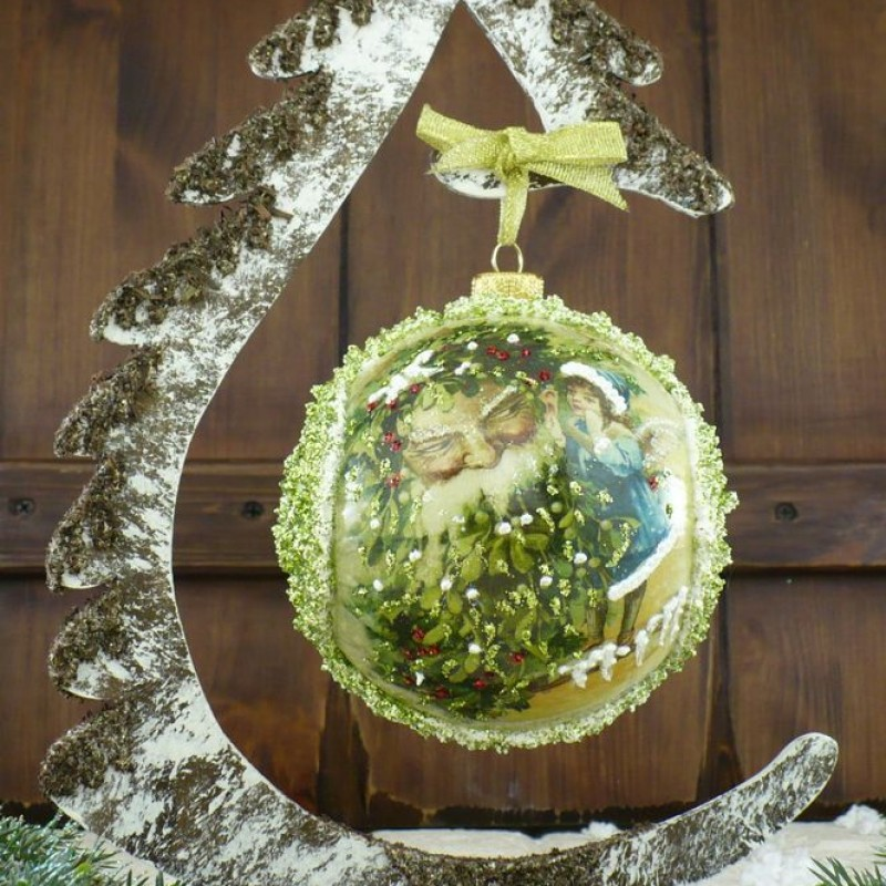 "Ball in the style of ""Decoupage"" art. 0849"
